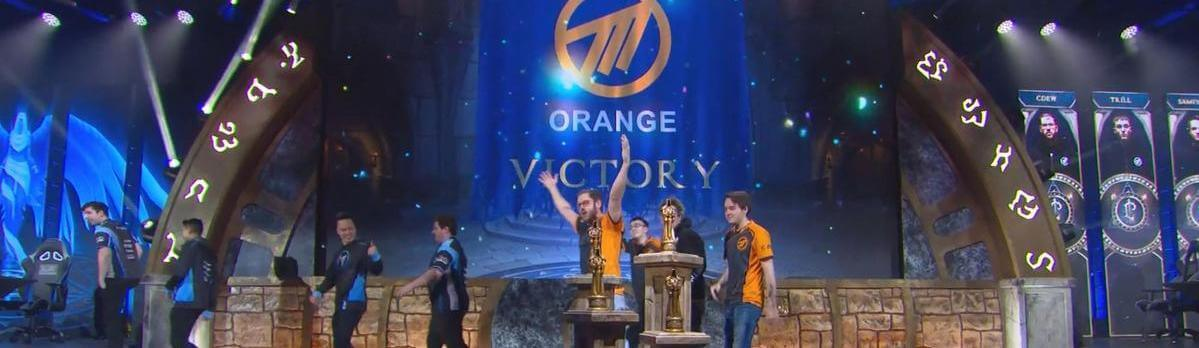 Method Orange Are the 2018 Arena World Champions! Method MDI NA Claim the Invitational Silver!